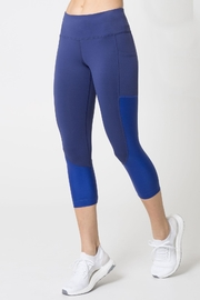 MPG Glider Workout Capri - Product Mini Image