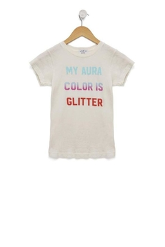 Wildfox Kids Glitter Aura Crew - Alternate List Image