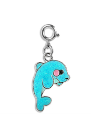 Charm It Glitter Dolphin - Product Mini Image