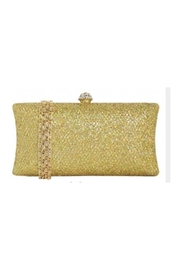 JNB Glitter Evening Box Clutch - Product Mini Image