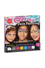 Klutz Glitter Face Paint - Product Mini Image