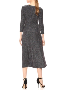 Donna Morgan Glitter Knit Dress - Alternate List Image