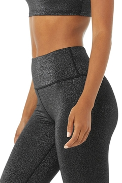 Alo Yoga  Glitter Legging - Alternate List Image