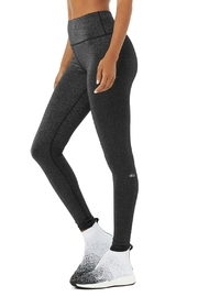 Alo Yoga  Glitter Legging - Front cropped
