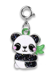 Charm It Glitter Panda Charm - Product Mini Image
