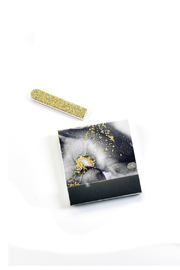 Gift Craft Glitter Pocket Nail Files - Front cropped
