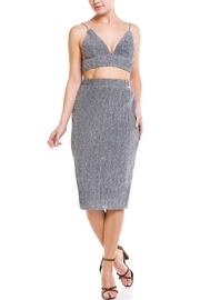 Clara Story Glitter Skirt Set - Product Mini Image