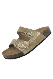 The Birch Tree Glitter slip-on sandal - Product Mini Image