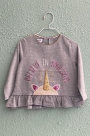 MudPie Glitter Tee - Front cropped