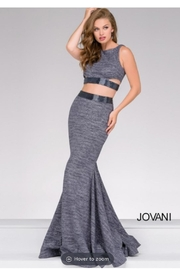 Jovani Glitter Two Piece - Product Mini Image