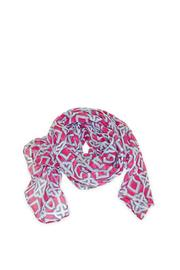 GLITZ & GLAM Pink Charmer Scarf - Product Mini Image