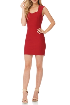 Glitz & Glam Boutique Lady In Red Dress - Product List Image