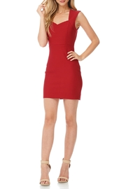 Glitz & Glam Boutique Lady In Red Dress - Product Mini Image