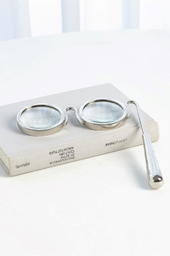 Shoptiques Product: Lorgnette Magnifying Glass