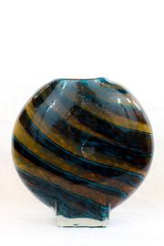 Global Views Small Swirl Vase - Product Mini Image