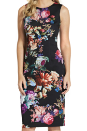 Adrianna Papell Glorious Garden Sheath Dress - Product Mini Image