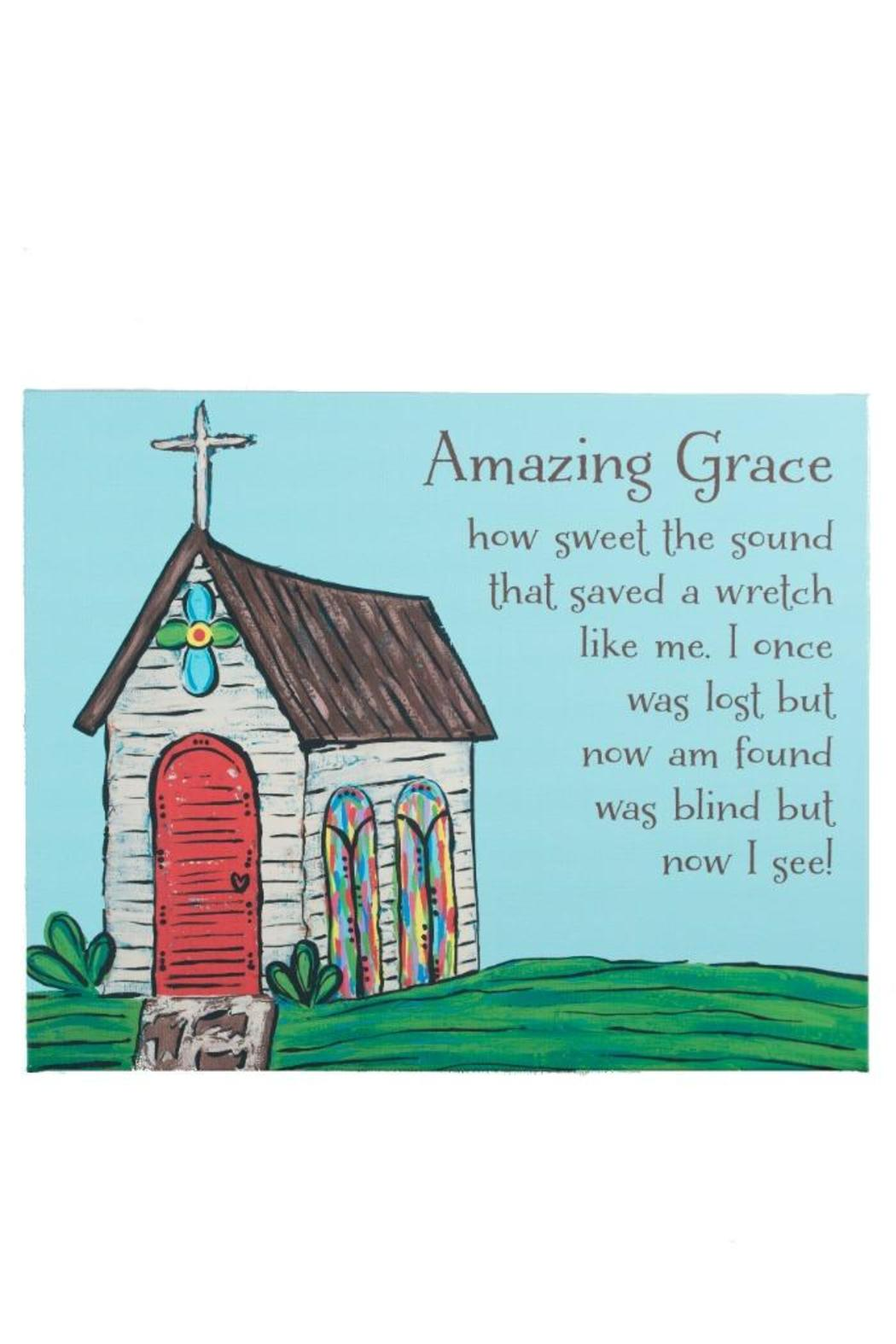 Glory Haus Amazing Grace Canvas from Tennessee by Spa 9700 — Shoptiques