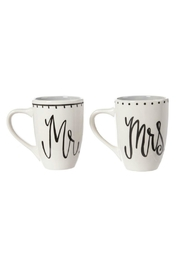 Glory Haus Mr.&Mrs. Coffee Mugs - Product Mini Image