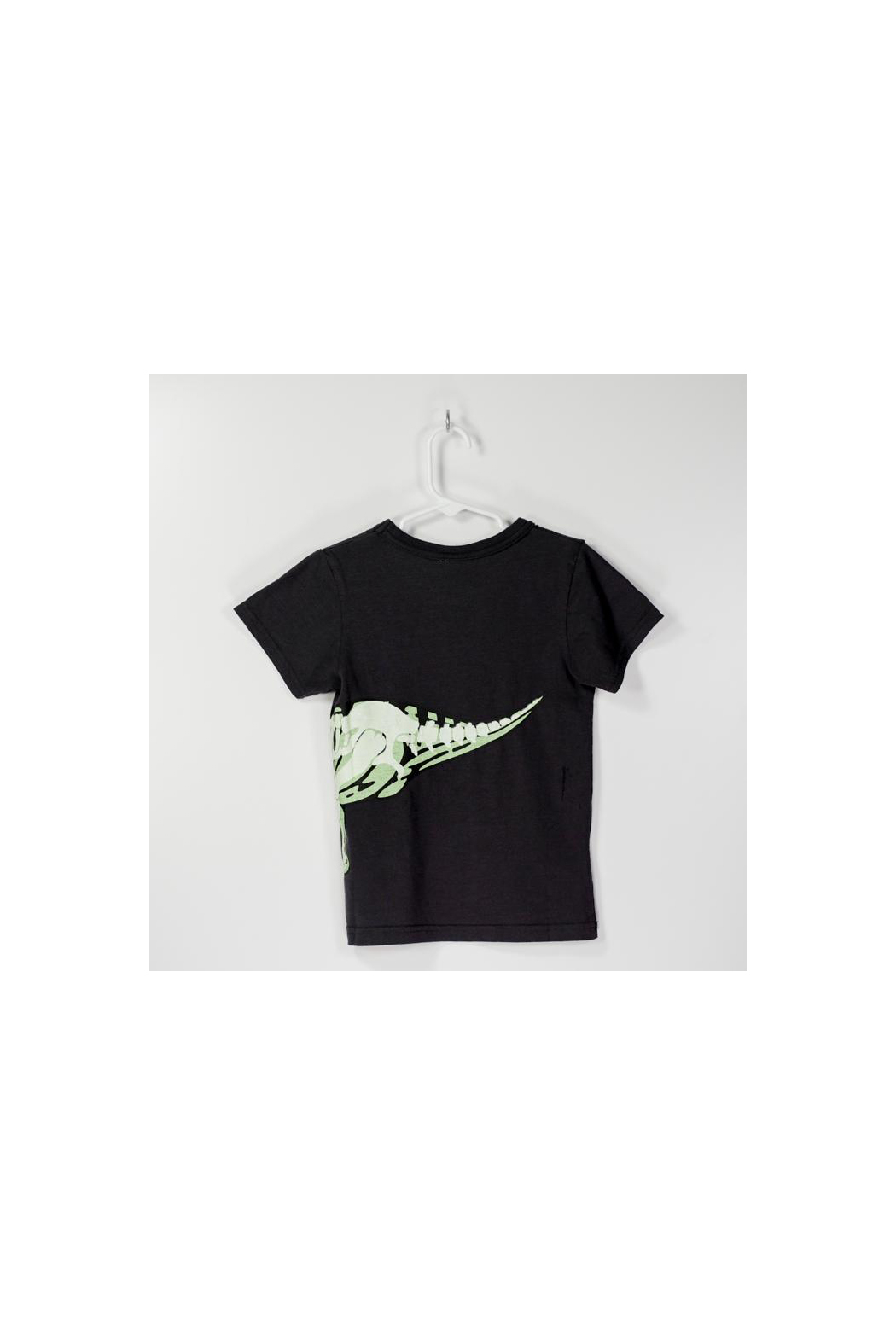 Bit'z Kids Glow In The Dark Dino Tee - Front Full Image