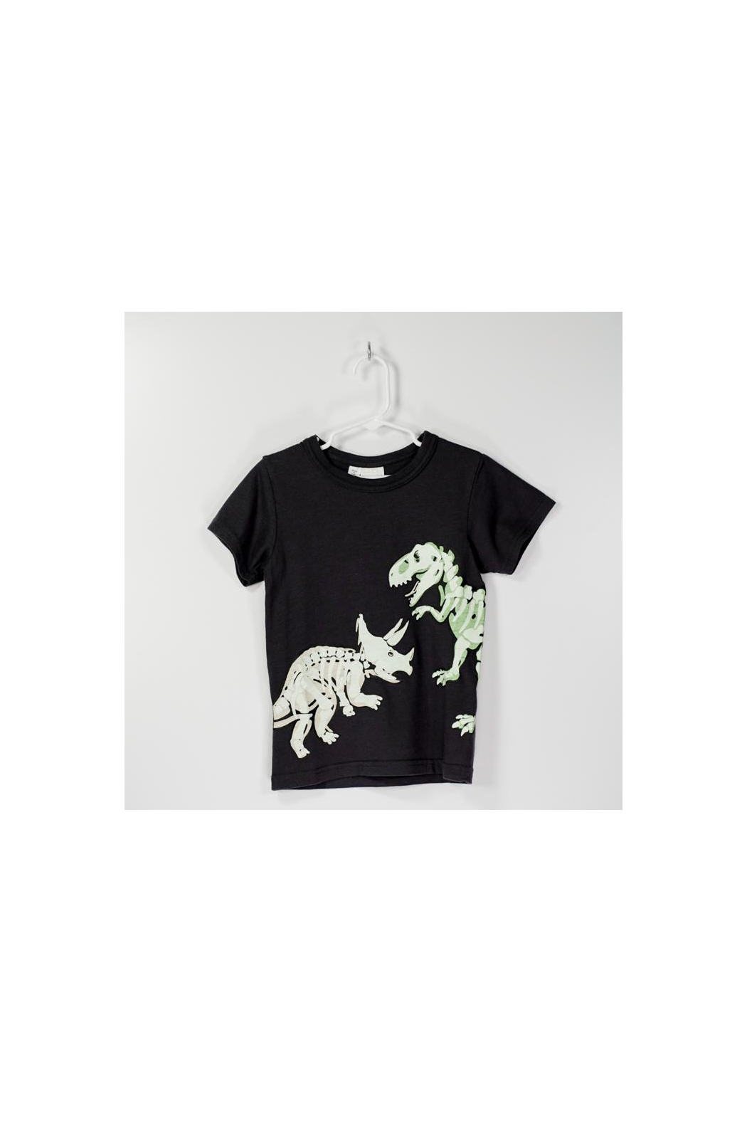 Bit'z Kids Glow In The Dark Dino Tee - Main Image