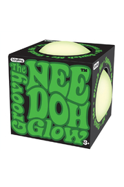 Schylling Glow in the Dark Nee Doh - Product Mini Image