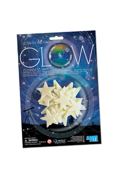 Shoptiques Product: Glow-In-The-Dark Stars Glow