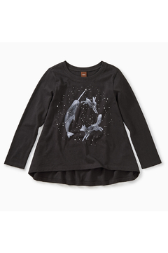 Tea Collection Glow in the Dark Twirl Tee - Product List Image