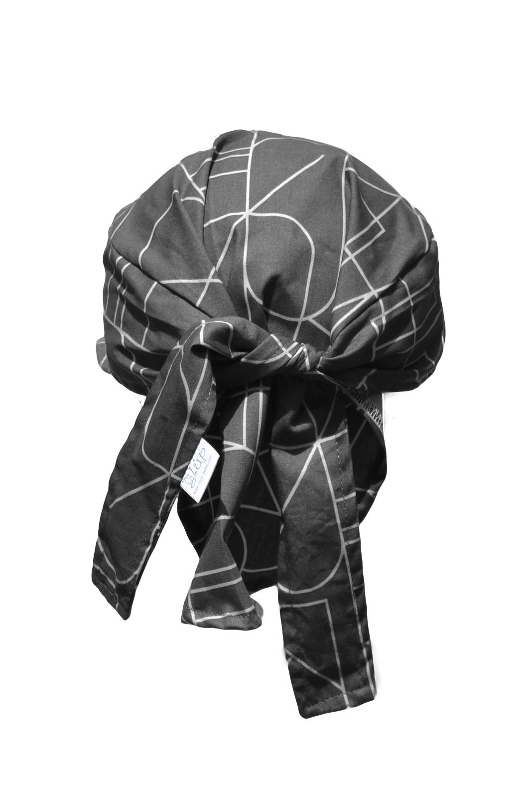 Glup Charcoal Adjustable Cap - Side Cropped Image