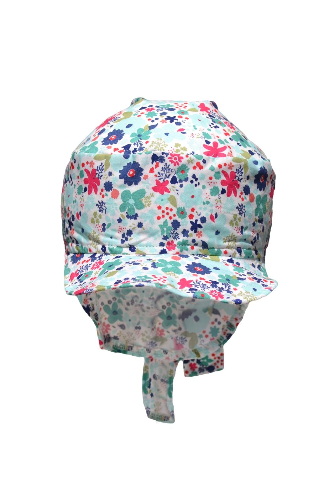 Glup Floral Adjustable Cap - Front Full Image