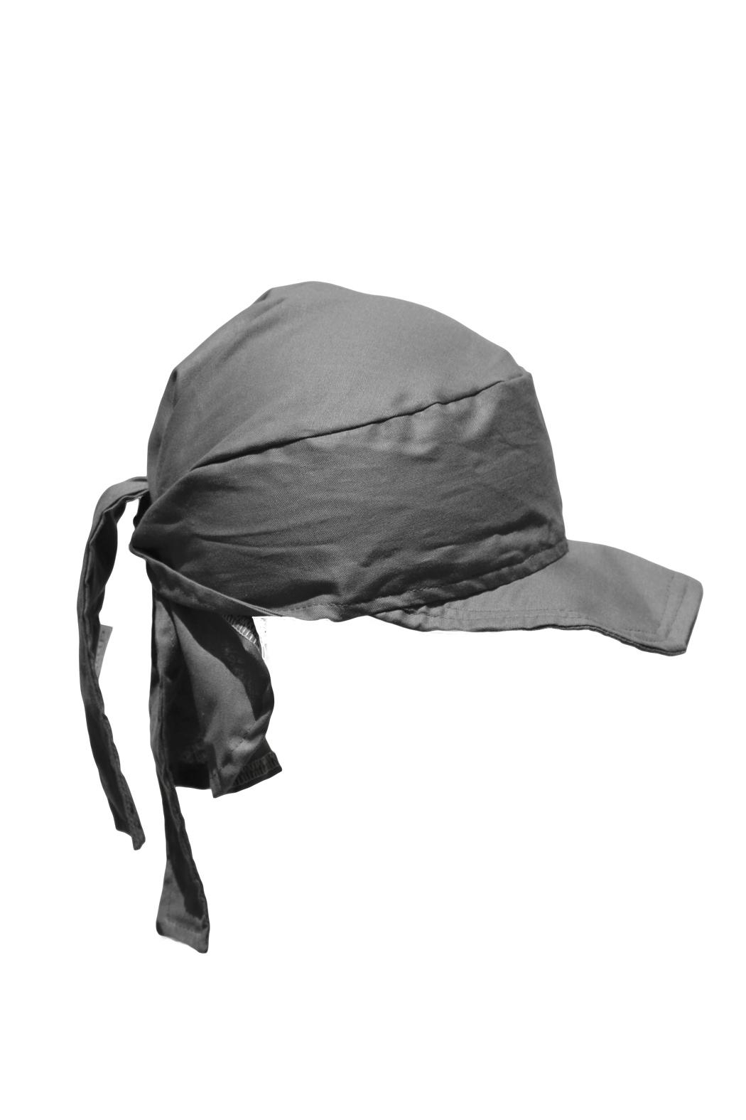 Glup Grey Adjustable Cap - Main Image