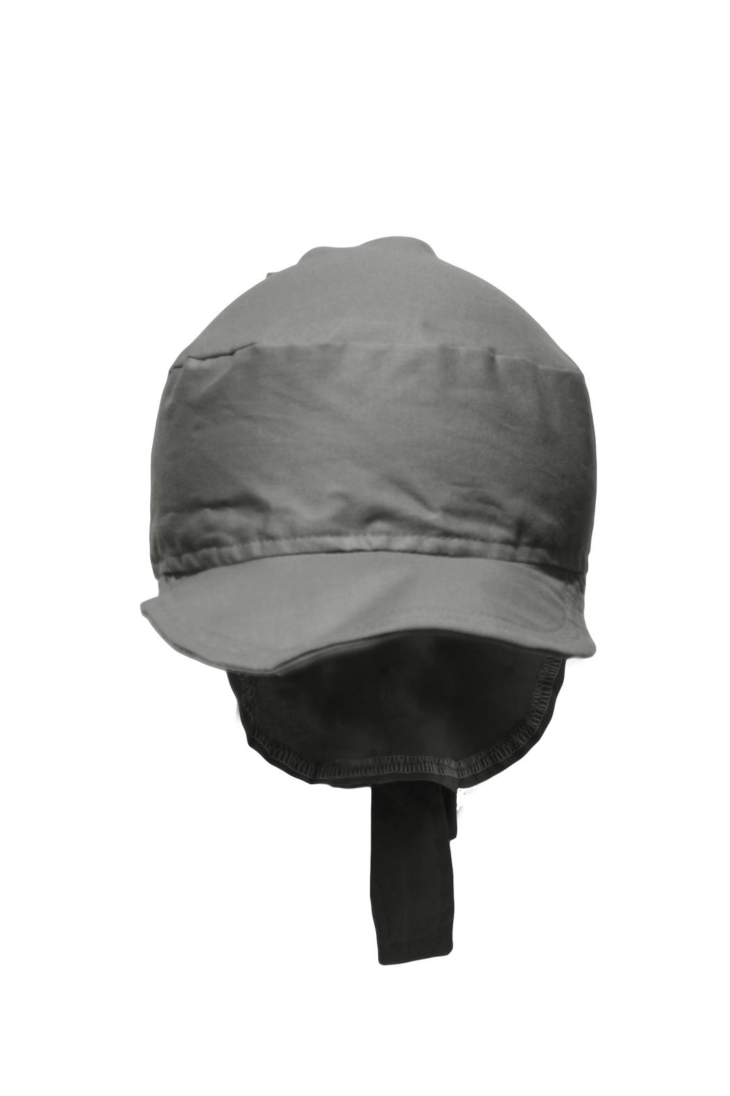 Glup Grey Adjustable Cap - Front Full Image