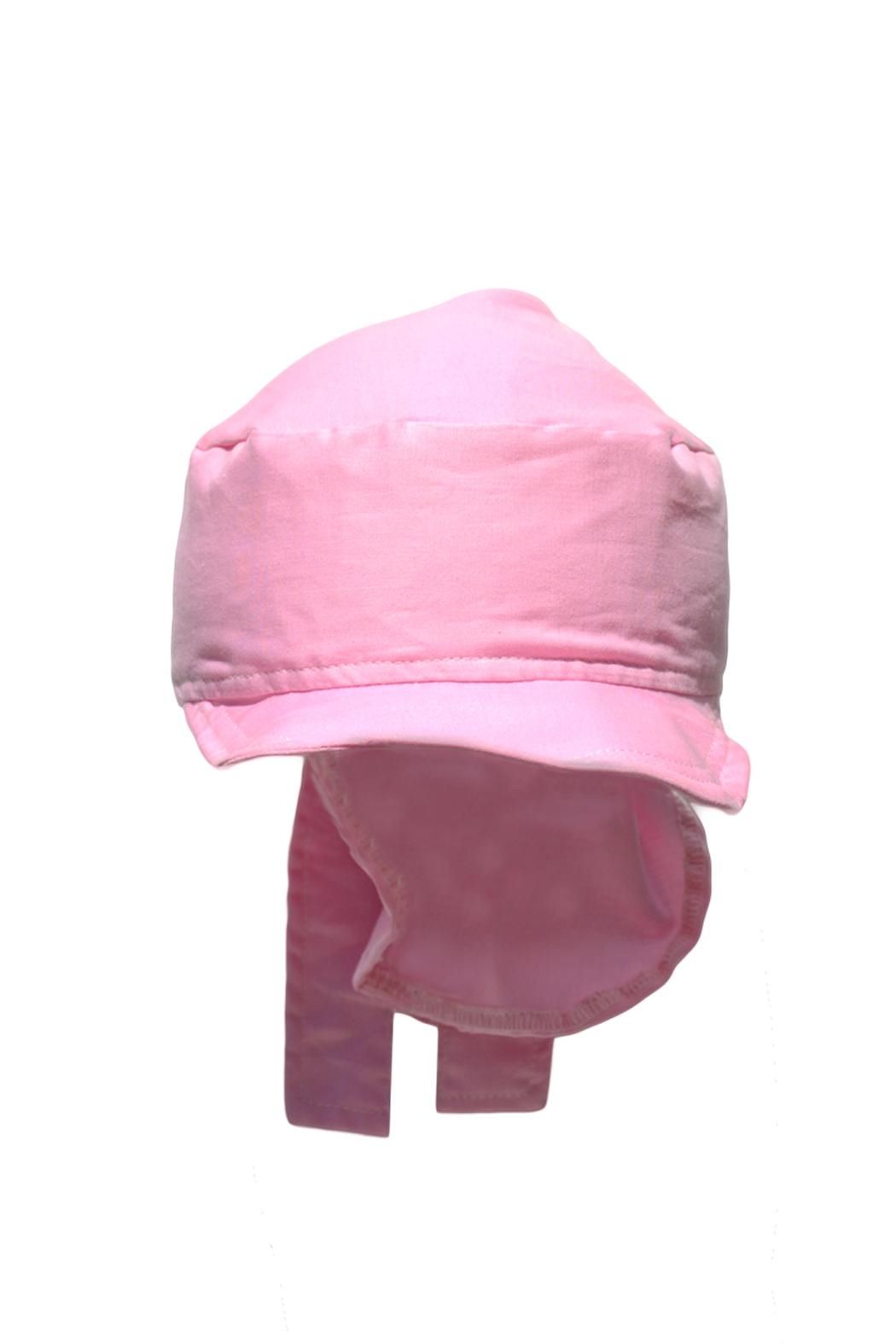Glup Pink Adjustable Cap - Front Full Image