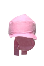 Glup Pink Adjustable Cap - Front full body