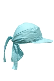 Glup Turquoise Adjustable Cap - Front cropped