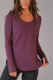 Glyder Long Sleeve Top - Front cropped