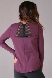 Glyder Long Sleeve Top - Front full body