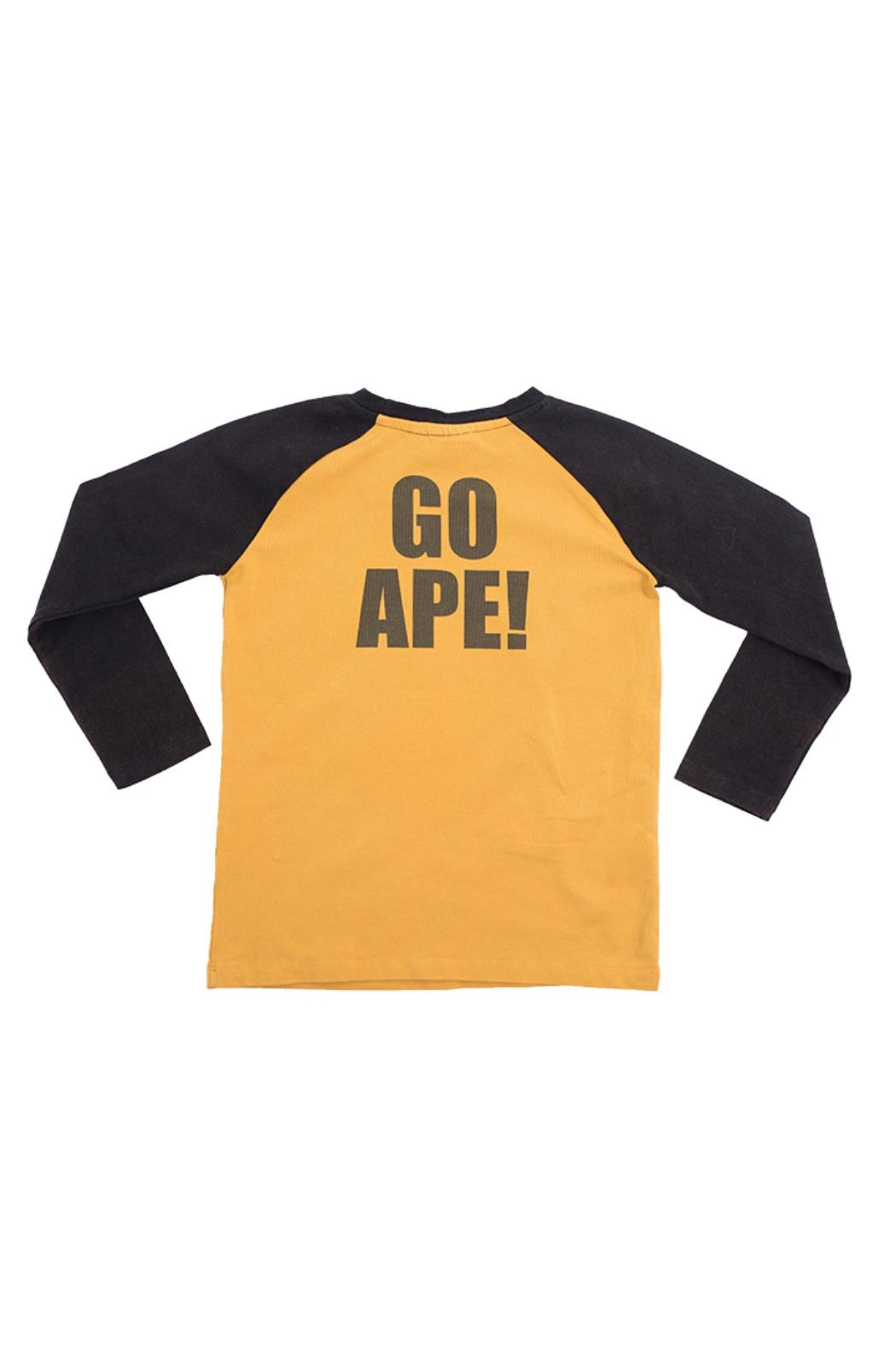 Rock Your Baby Go Ape Top - Front Full Image