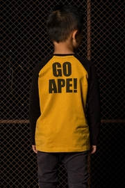 Rock Your Baby Go Ape Top - Back cropped