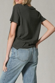 Blank Paige Go-Ask-Your-Dad Tee - Back cropped