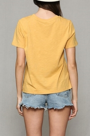 Blank Paige Go-Ask-Your-Dad Tee - Front full body