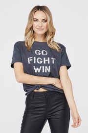 David Lerner  Go Fight Win Tee - Product Mini Image