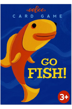 Shoptiques Product: Go Fish! Card Game