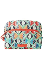 Vera Bradley Go Fish Cosmetic - Product Mini Image