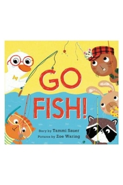 Harper Collins Publishers Go Fish! - Front cropped