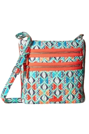 Vera Bradley Go Fish Triple-Zip - Product Mini Image