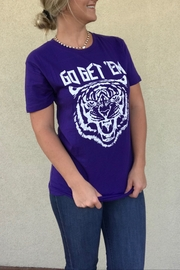 COLORBEAR Go Get Em Tiger Tee - Product Mini Image