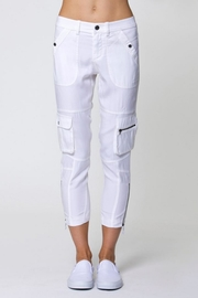 Go Silk Go Utility Pant - Front cropped