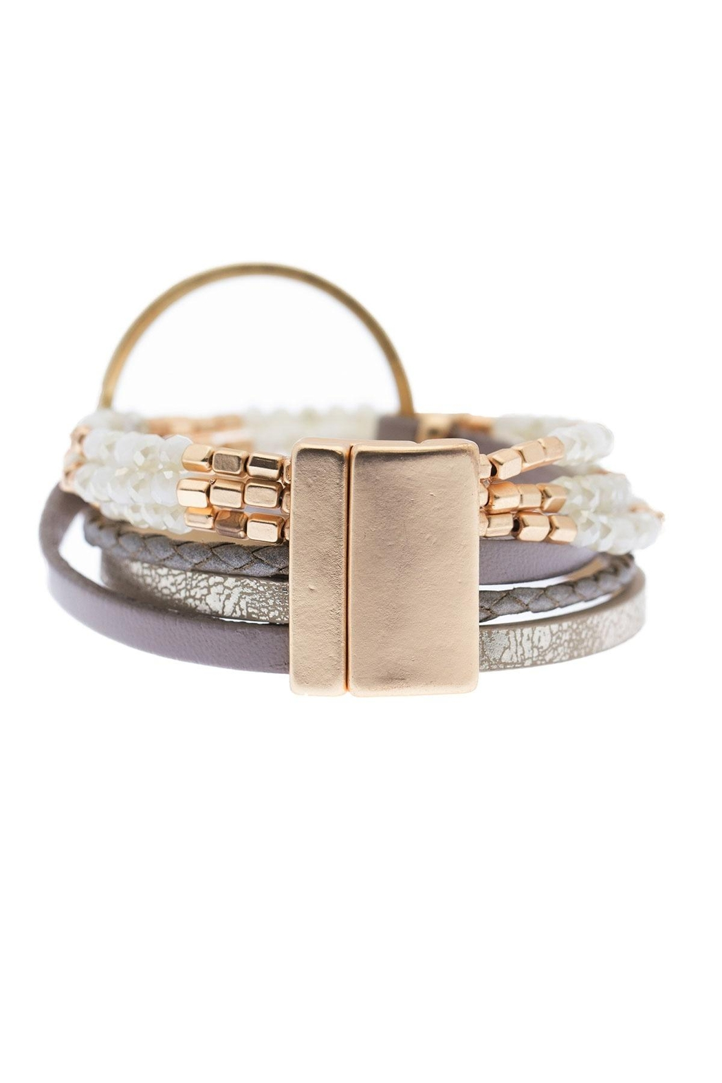 Saachi Go With The Flow Bracelet - Side Cropped Image