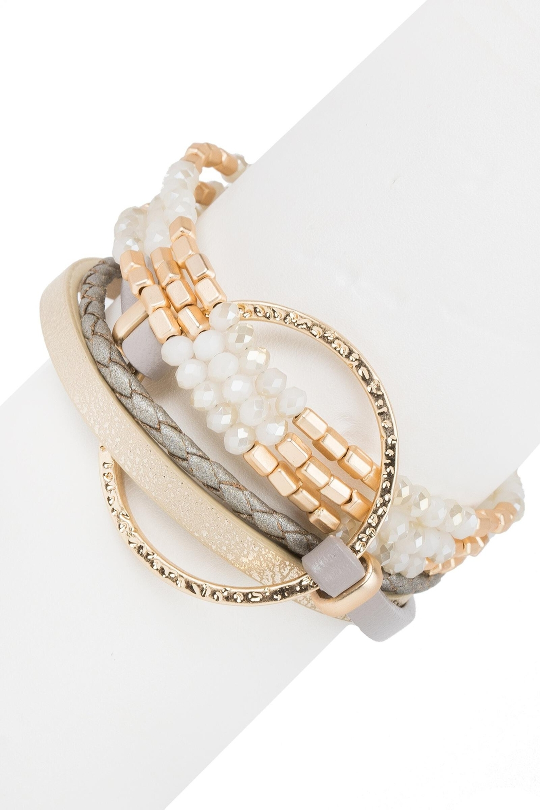 Saachi Go With The Flow Bracelet - Front Full Image