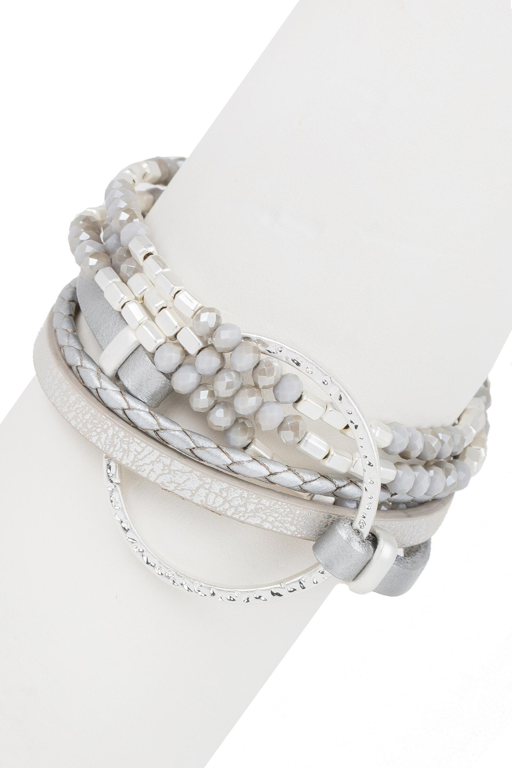 Saachi Go With The Flow Bracelet - Back Cropped Image